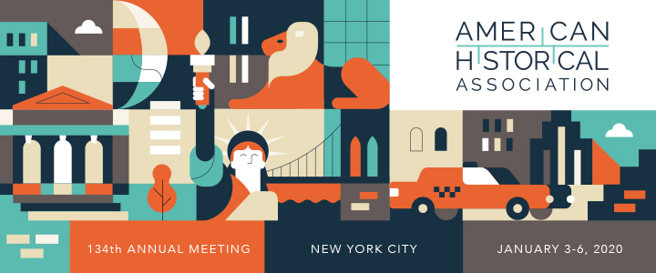 Logo for 2020 Annual Meeting in New York City
