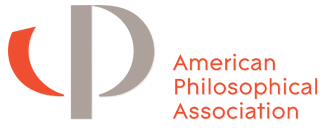 Logo for the American Philosophical Association