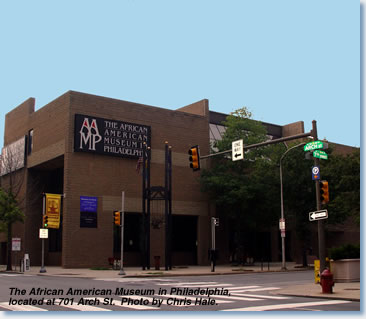 The African American Museum in Philadelphia
