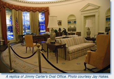 Carter's Oval Office
