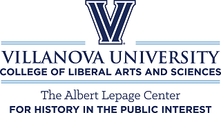 Villanova University College of Liberal Arts and Sciences The Albert Lepage Center logo