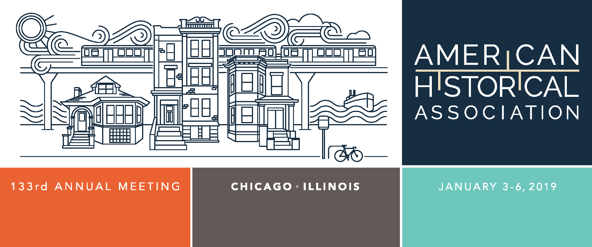 Logo for 2019 Annual Meeting in Chicago