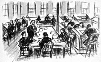 The Beginning Of Civil Service In New York State Government