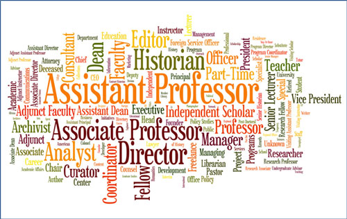 What are careers you can pursue with a major in history other than teacher?