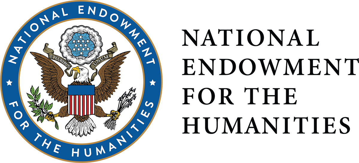 The National Endowment for the Humanities seal