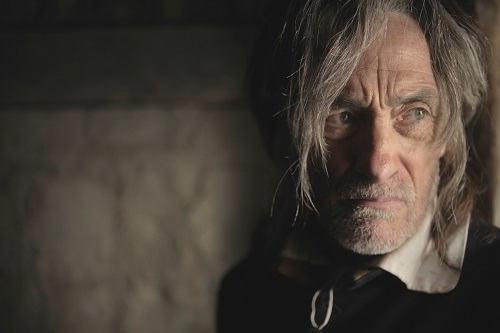Roger Rees as William Bradford in Ric Burns's The Pilgrims. Credit: Tim Cragg/PBS