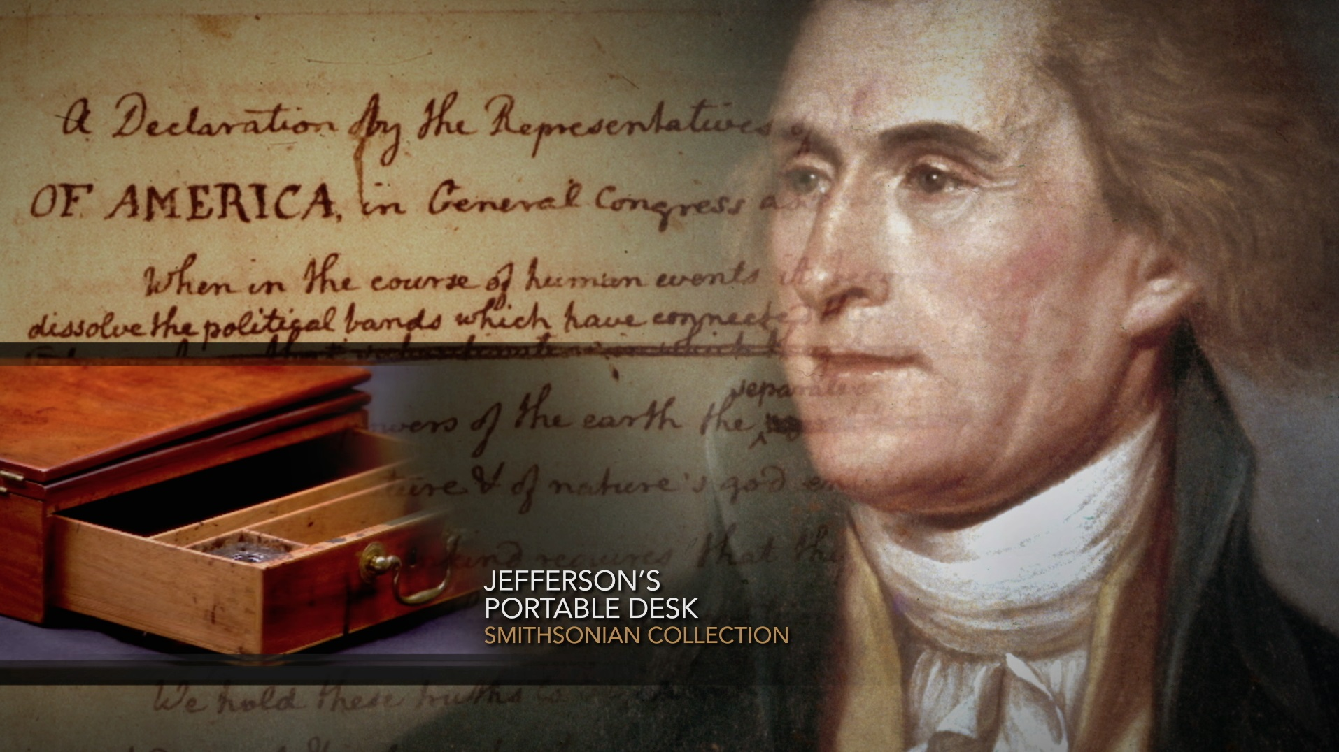 We the People helps viewers connect historical ideas and figures to objects held at the National Museum of American History. Smithsonian Channel