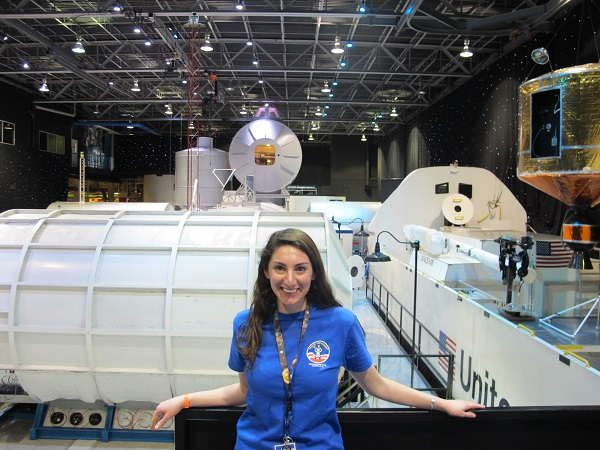 Inspired by childhood travels, Emily Margolis writes about space tourism in Cold War America.