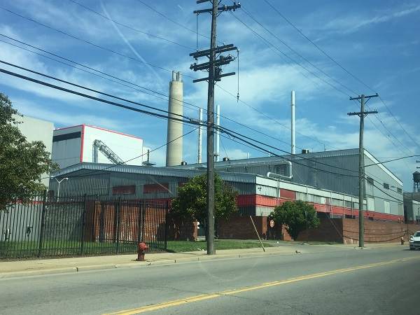In the late 1970s and early 1980s, city officials in Detroit built what was then the world's largest trash incinerator.