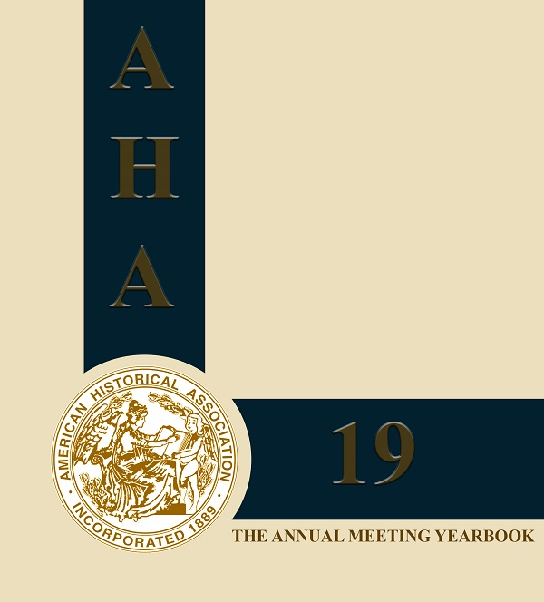 The 2019 Annual Meeting Yearbook
