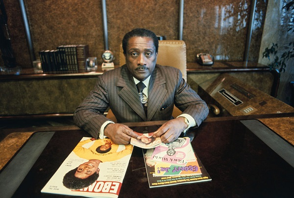 The publishing magnate John H. Johnson launched some of the most important magazines of the 20th century.