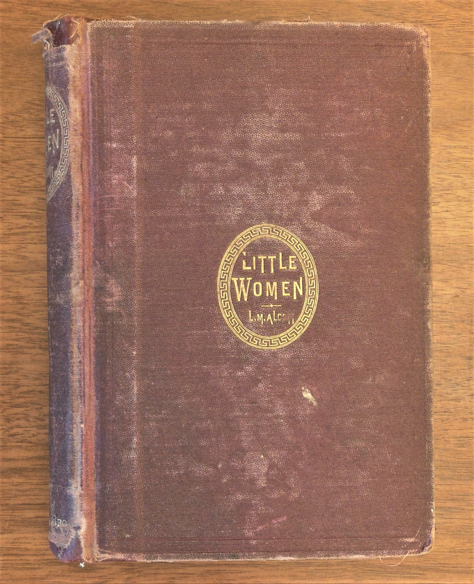 A first edition of Little Women shows just how closely the film hewed to the real production of the book.