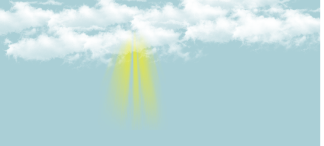 "The author's daughter created this digital drawing of ""The Cloud."""