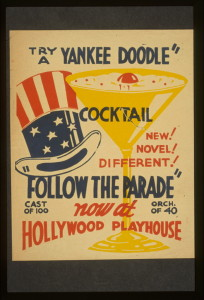 Yankee Doodle Cocktail