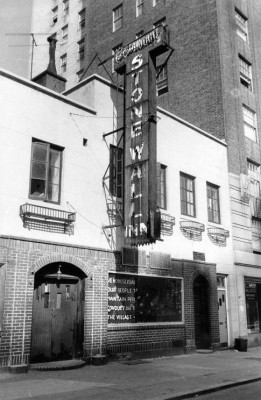 """Stonewall Inn 1969"" by Diana Davies, copyright owned by New York Public Library - Wikipedia:Contact us/Photo submission. Licensed under CC BY-SA 3.0."