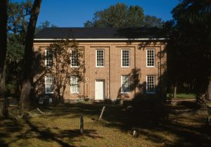 Penn School Historic District, Brick Church, Beaufort County, SC. Established in 1862, Penn School provided education for former slaves. Credit: Library of Congress