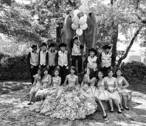A quinceañera in Santa Fe, New Mexico. Christopher Michel/Wikimedia Commons CC 2.0