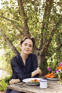 Alice Waters. Photo by Amanda Marsalis