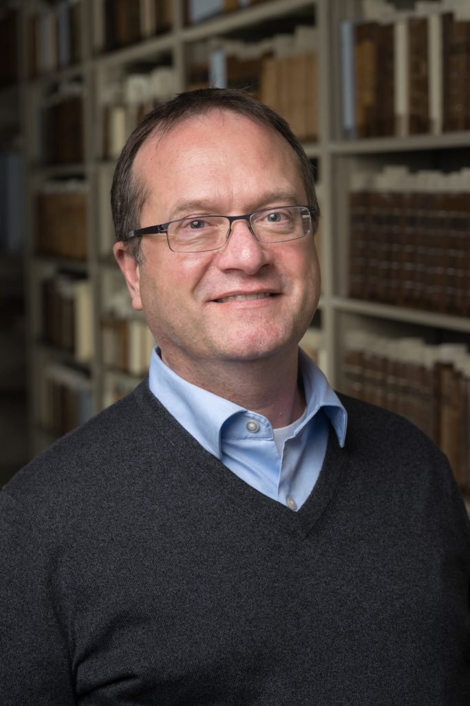Paul Peucker is archivist/director at the Moravian Archives.