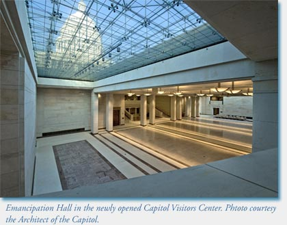 US Capitol Visitors Center