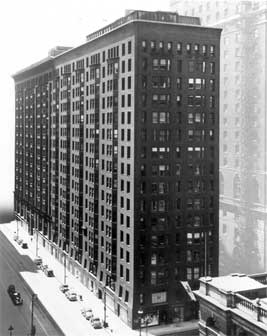 Commonadnock Flooring : The Monadnock Building. Photo courtesy of the Chicago Historical ...