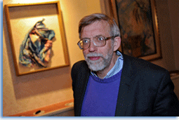 Douglas E. Haynes, recipient of the 2012 John F. Richards Prize in South Asian History.