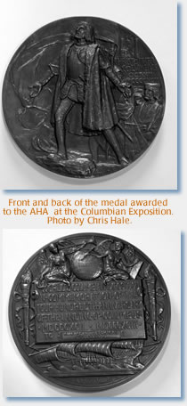 Columbia Medals