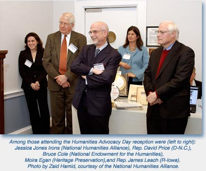 Humanities Advocacy Day