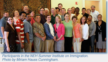 NHC 2009 Summer Institute