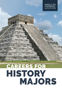 Careers for History Majors Cover