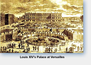 life at versailles in the reign of louis xiv aha
