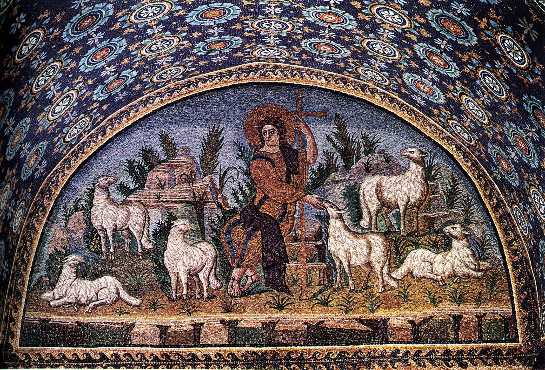 Modern Classroom Teaching Learning Resources ~ Christ as the good shepherd aha