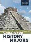 Cover of Careers for History Majors Pamphlet