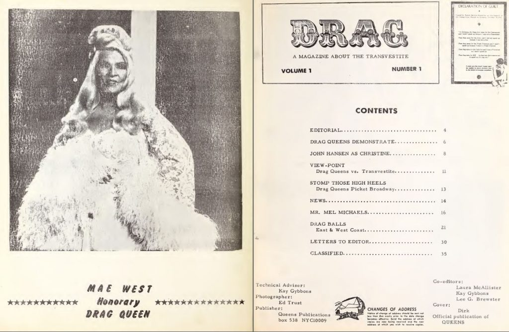 Trans-ing History on the Web: The Digital Transgender Archive
