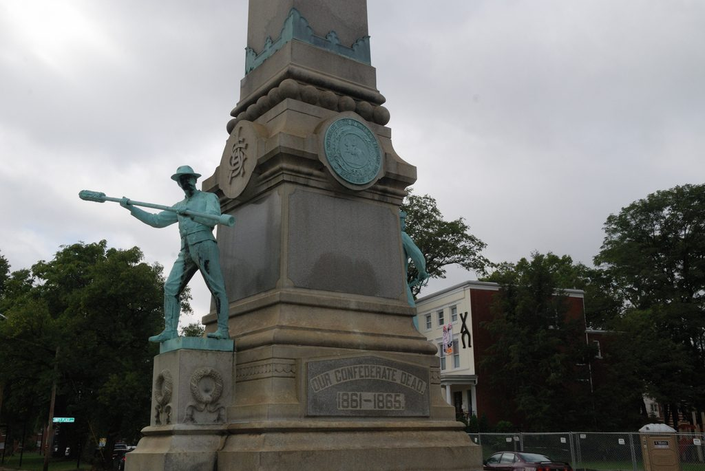 What Should We Do with Confederate Monuments?