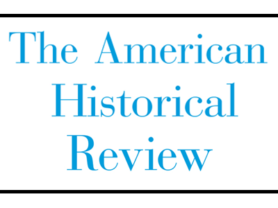 Haitian Legacies: In the June Issue of the <em>American Historical Review</em>