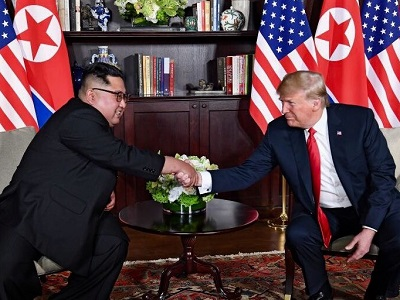 RIP to the Liberal Order: American Mourning after the US-North Korea June Summit