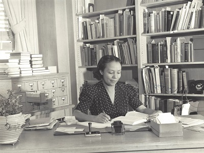 Cataloging Black Knowledge: How Dorothy Porter Assembled and Organized a Premier Africana Research Collection