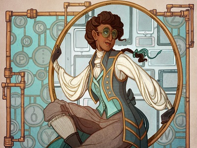 Steampunk for Historians: It's about Time