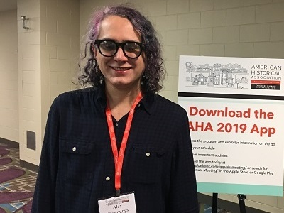 Postcards from AHA19