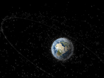 The Politics of Space Junk: It Turns Out Power Can Operate in a Vacuum