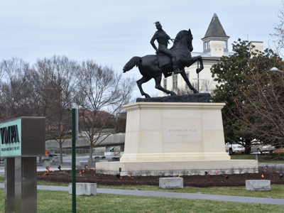 <em>Rumors of War</em> Arrives in the South: Changes to Richmond's Monumental Landscape