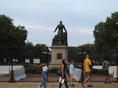 A Monument to Black Resistance and Strength: Considering Washington, DC's Emancipation Memorial