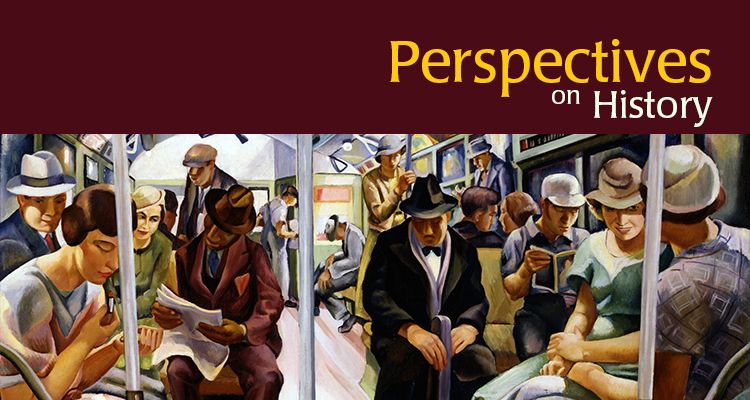 Perspectives Cover, Sept. 2014