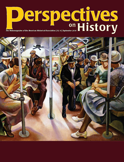 Perspectives on History September Cover