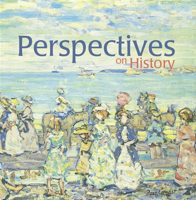 Perspectives on History Summer Cover